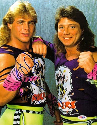 (Shawn Michaels Signed Wrestling 11x14 Photo *WWE HOF AF37543 - PSA/DNA Certified - Autographed Wrestling Photos)