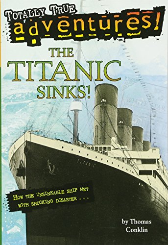 Titanic Sinks! (Stepping Stone,  paper)
