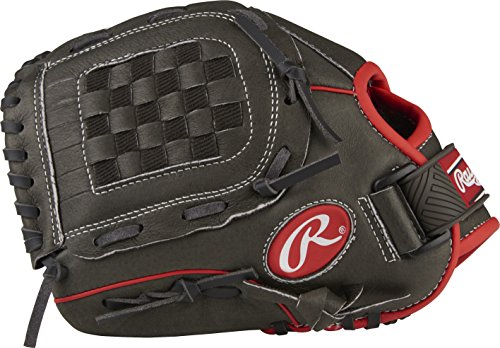 (Rawlings Mark of a Pro Light Youth Baseball Glove, Right Hand, Basket-Web, 10-1/2 Inch )