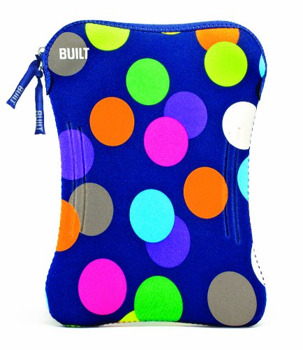 BUILT Neoprene iPad Sleeve Scatter