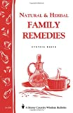 Natural and Herbal Family Remedies, Cynthia Black, 0882667165