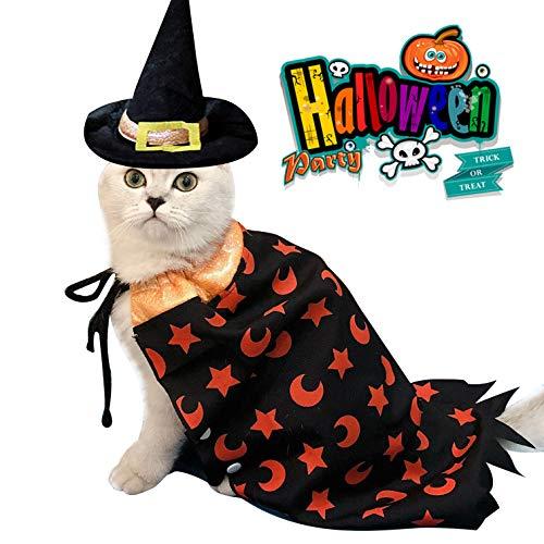 Halloween Costumes Pet Dogs Cats Skeleton Skull Ghost