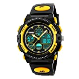 ATIMO Kids Digital Watches, Multi Function Waterproof Sports Digital Wrist Watch with Alarm...