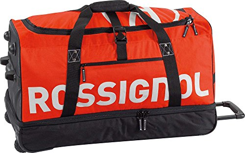 Rossignol Hero Explorer Bag Ripstop Extra Large Case 2 Compartments For Travel by Rossignol