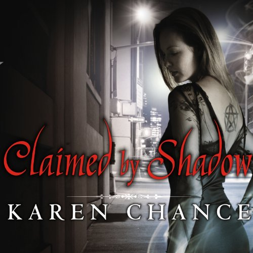 Claimed by Shadow: Cassandra Palmer, Book 2 by Tantor Audio