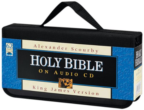 Holy Bible (King James Version) by Hendrickson Publishers