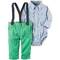 Carter's Baby Boys' 3 Piece Dress Me Up Set