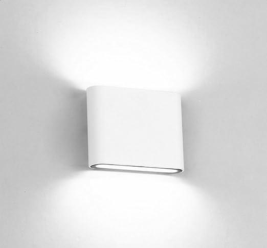Applique a LED Impermeabile IP65 LED su e giù Lampada da ...