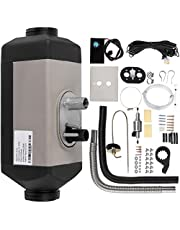 Happybuy Diesel Heater 12V, Oil Extractor, 2KW Diesel Air Heater,Smart Switch, Diesel Parking Heater for RV Boat Trailer and Motor-Home
