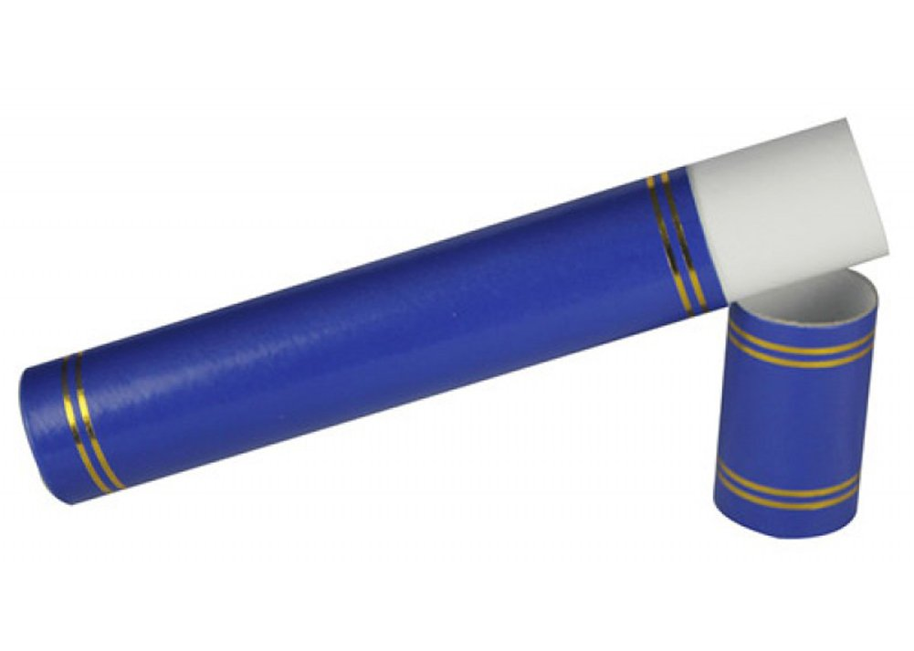 Navy GraduationMall Certificate Scroll Holder Fits Certificate Size A4