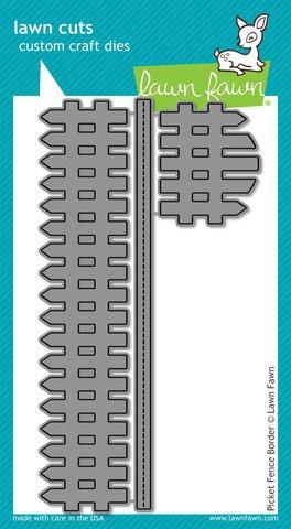 Cuts - Picket Fence Border ()