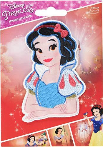 Wrights Snow White Disney Princess Iron-On - Disney On Iron Princess