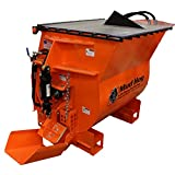 Mobile Mud Hog Mixer - MMH12 - Triple Use: Grout, Mortar and Concrete