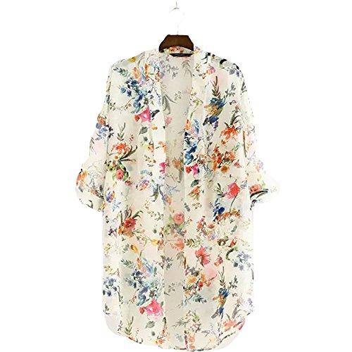 women-bohemia-floral-3-4-sleeve-kimono-sheer-chiffon-beachwear-top-cardigan