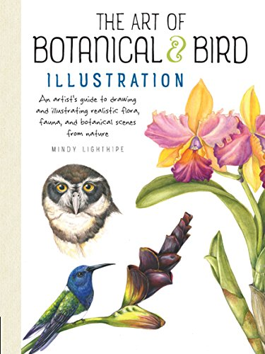Pdf eBooks The Art of Botanical & Bird Illustration