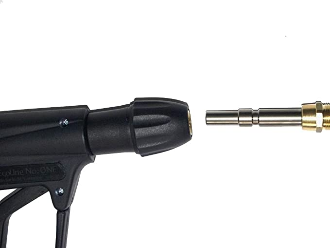 """Pistolet haute pression pour Nilfisk Alto Poseidon Neptune E = 3//8/"""",a = raccord rapide KW"""