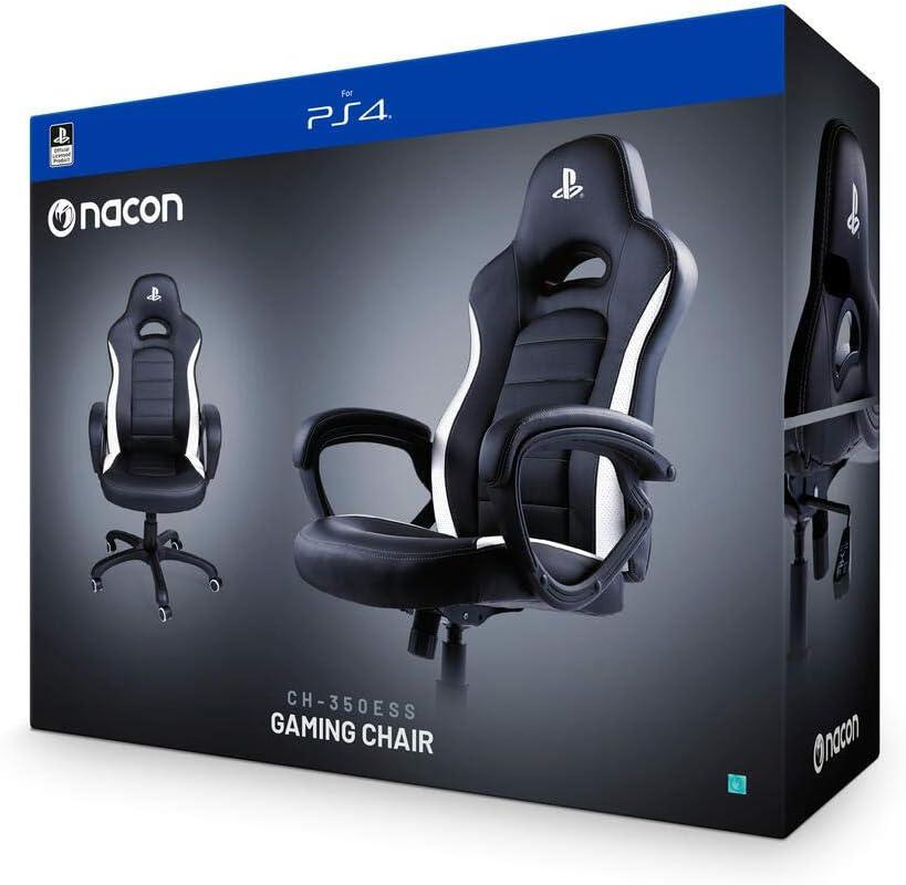 Nacon - Silla gaming PS4 official - 350ESS