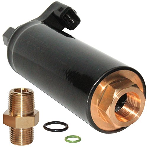 CALTRIC HIGH PRESSURE FUEL PUMP Fits OMC Sterndrive 5.0L Engine 1994 1995 1996 ()