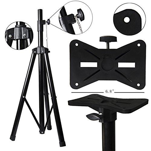 Speaker Stand W/ Adjustable He