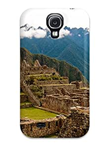 Hot S4 Scratch-proof Protection Case Cover For Galaxy/ Hot Machu Picchu Phone Case 9915860K49665945