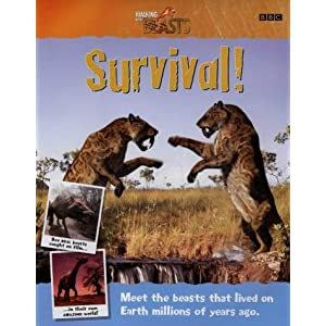 Walking With Beasts: Survival! Stephen Jarvis