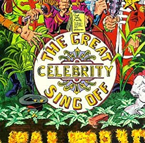 Golden Throats: The Great Celebrity Sing Off