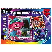 Ravensburger- Puzzle 3 x 49 Piezas (05081)