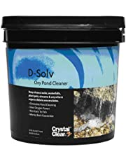 Crystal Clear 24253 D-Solv Oxy Pond Cleaner, 10 lb