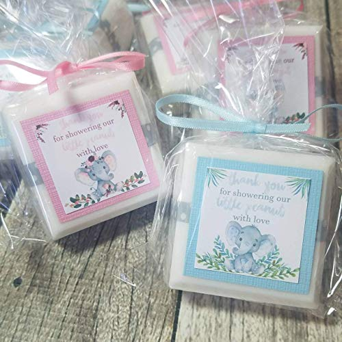 Amazon Com Elephant Baby Shower Favors For Girls Or Boys Or Gender
