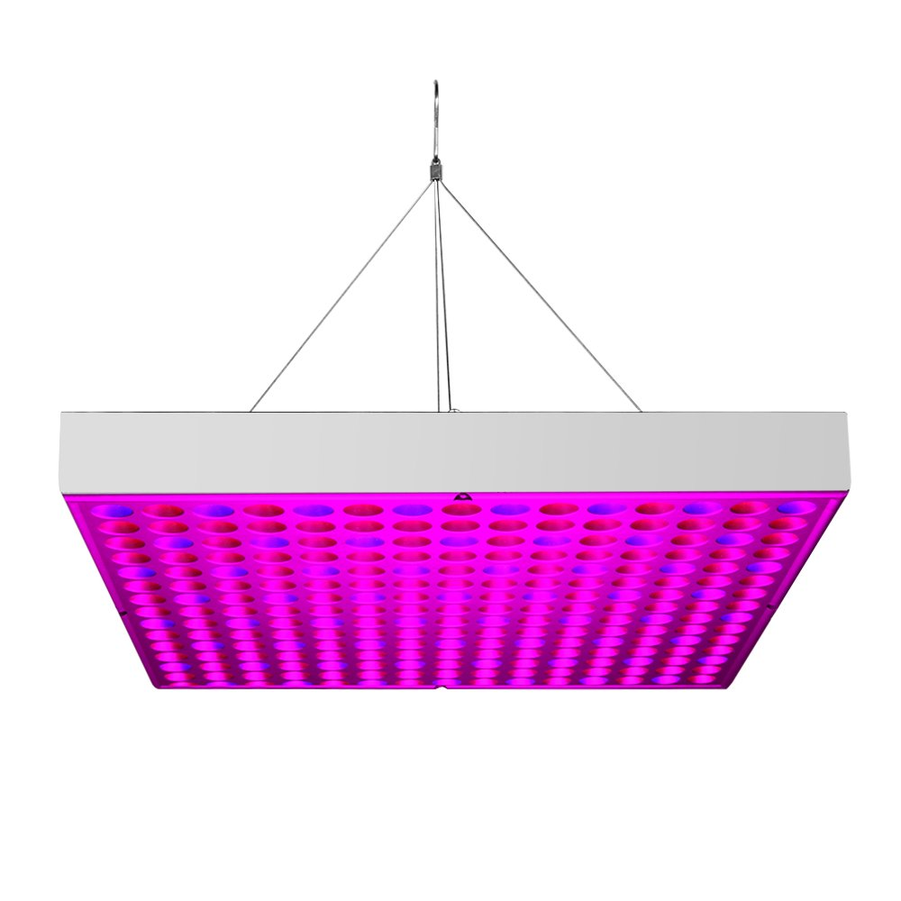 ANNT 45W LED Plant Grow Light Panel Growth Lamp Red Blue Spectrum Hanging Lighting for Hydroponic Aquatic Indoor Plant Growth and Flowering by ANNT (Image #9)