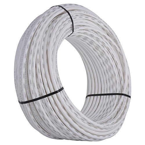 SharkBite 1/2-Inch PEX Tubing, 500 Feet, WHITE, for Residential and Commercial Potable Water Applications by SharkBite