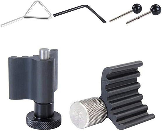 Hengmei 6 Tlg Zahnriemen Wechsel Arretier Werkzeug Set Motoren Zahnriemen Und Motoreinstellwerkzeug Vag 1 2 1 4 1 9 2 0 L Tdi Diesel Common Rail Auto