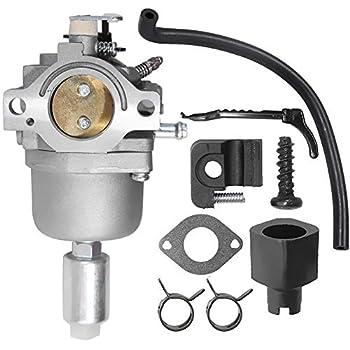 Amazon com : Carburetor Fits John Deere L100 Series Carb Pump Air