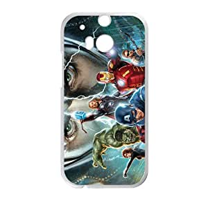 ORIGINE The Avengers Cell Phone Case for HTC One M8