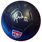 Alex Morgan Signed Nike Soccer Ball Team USA - Certified Genuine Autograph By PSA/DNA - Sports Signature