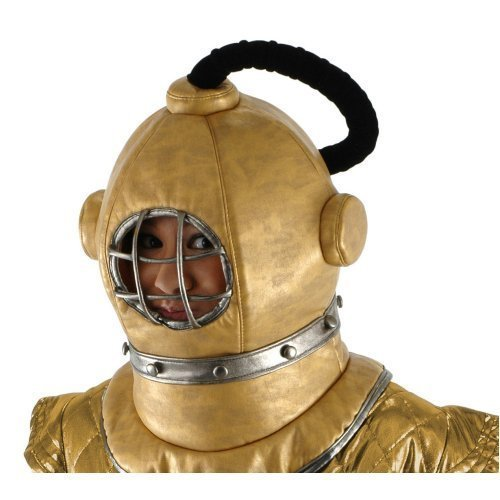 [elope Diving Bell Hat] (Scuba Costume Child)