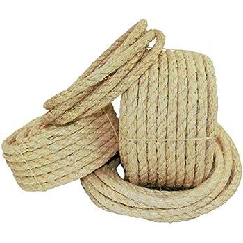 Sisal Rope Twine 1/4 inch x 1000 ft - Bulk Wholesale