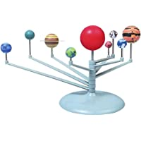 3D Solar System Planetarium Model,Solar System Kit for Kids Science and Astronomy Classes Educational Astronomy Model DIY Toy Gift