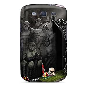 Top Quality Protection Fallen Comrads Case Cover For Galaxy S3