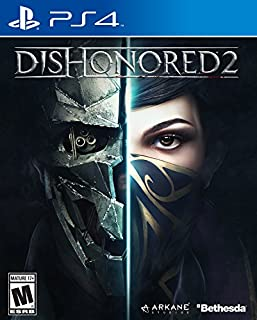 Dishonored 2 PS4 - Standard Edition (B01M24AC7I) | Amazon price tracker / tracking, Amazon price history charts, Amazon price watches, Amazon price drop alerts