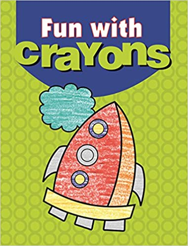 buy fun with crayons coloring books book online at low prices in