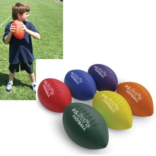 BSN Sports Color My Class P.G. Sof's Footballs 7.5''