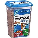 Temptations MixUps Treats for Cats SURFER'S DELIGHT Flavor, 16 oz. Tub