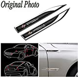 CHAMPLED 2pcs Car Truck Chrome Metal Decal Sticker 3D Emblem Badge For UMBRELLA CORPORATION BLACK chrome NEW For FORD CHRYSLER CHEVY CHEVROLET DODGE CADILLAC JEEP GMC PONTIAC HUMMER LINCOLN BUICK
