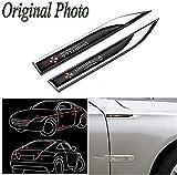 CHAMPLED 2pcs Car Auto Truck Chrome Metal Decal Sticker 3D Emblem Badge For UMBRELLA CORPORATION BLACK chrome NEW For BMW M BENZ AUDI VW VOLKSWAGEN VOLVO JAGUAR