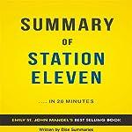 Summary of Station Eleven   Elite Summaries