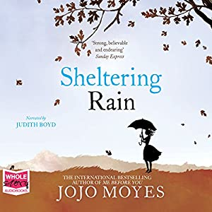 Sheltering Rain  Audiobook