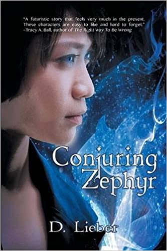 Book Conjuring Zephyr by D. Lieber (2016-06-15)
