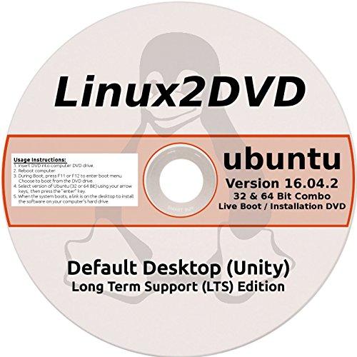 Ubuntu Linux 16 04 LTS Bit product image