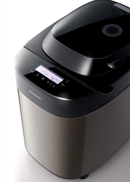 Panasonic sd-zx2522kxs máquina para el pan automática, Novita esclusiva Color 3 programas para Farine sin glutine Color Pan, pasta y tartas, ...